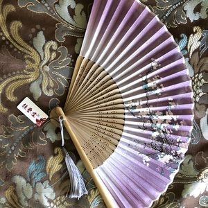 Chinese Handheld Fan